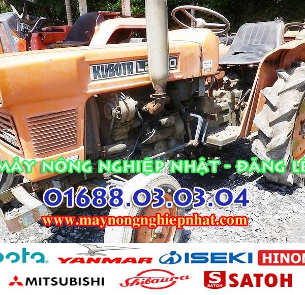 máy cày máy xới đất cũ nhật bản kubota L2000 sunshine