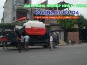 bán máy gặt đập liên hợp kubota dc70g thái lan giá tốt nhất phụ tùng kubota dc70 bãi