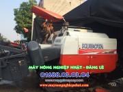 máy gặt kubota dc 70 thái lan xuất lạng sơn
