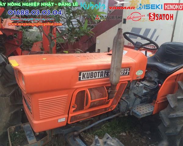 máy cày nhật bãi kubota l1802 1802DT giá rẻ