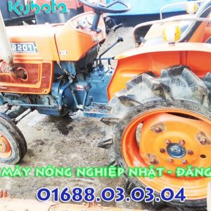 máy cày nhật bãi kubota l2201 giá rẻ cũ bãi nhật bản lướt
