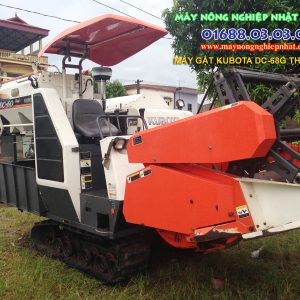 may gat kubota dc60 thai lan cu