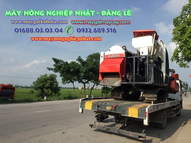 bán máy gặt liên hợp thái lan dc70 tại duy tiên hà nam phụ tùng máy gặt