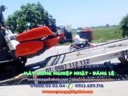 bán máy gặt liên hợp kubota dc70 thái bãi đi tuyên quang