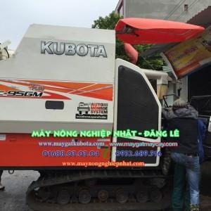 Máy gặt kubota DC95 gm giá tốt nhất miền bắc chất lượng cao
