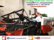 Xuất bán máy gặt kubota DC70 tại Bắc Ninh