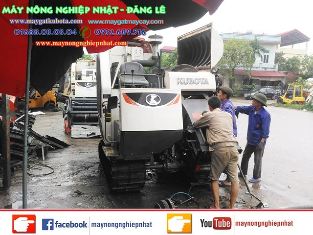 xuat-giao-ban-may-gat-kubota-dc-70-kubota-dc-60-dc-35-dc-95-may-gat-gia-re-may-gat-dap-kubota-thai-lan-cu-bai-di-thai-binh