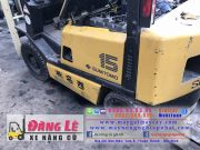 Xe nâng cũ sumitomo15 1 tấn rưỡi giá rẻ giá tốt