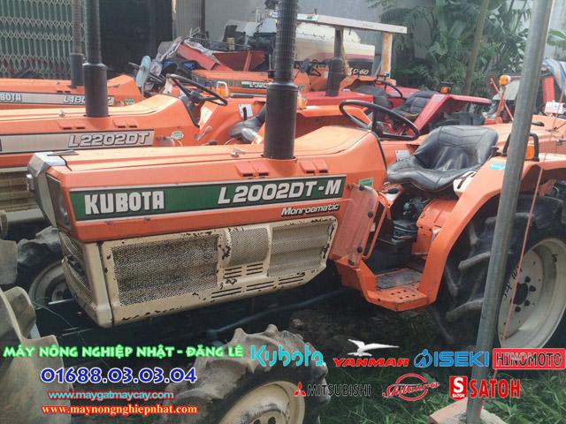 Kubota L2202DT-M Máy cày 2 cầu giá rẻ