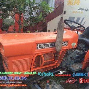 Kubota 1801DT Máy cày xới đất cũ hàng bãi