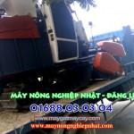 bán máy gặt cày kubota dc70 thái lan cũ ở tại cửa hàng bình giang hải dương