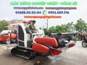 bán máy gặt đập liên hợp kubota dc70 dc68 dc60 ở tứ kỳ hải dương giá rẻ