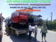 bán máy gặt thái lan kubota dc70 hưng hà thai binh phu tung