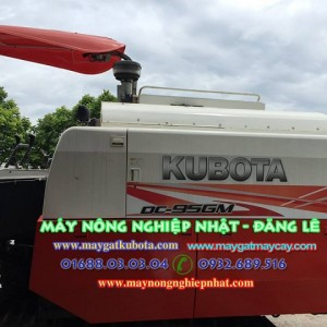may gặt kubota dc95 gm thái lan đã qua sử dụng giá rẻ