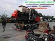 bán máy gặt kubota dc70 tại Phúc Thọ